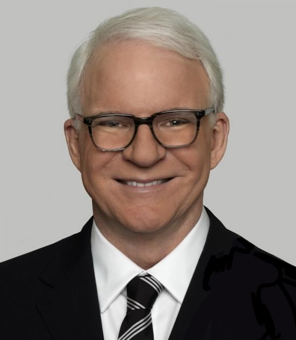 Steve Martin has won two Grammys for his comedy albums. His film credits include <em>Father of the Bride</em>, <em>Parenthood</em> and <em>The Spanish Prisoner</em>.