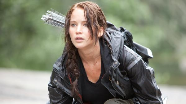<strong>Child soldier:</strong><em> Hunger Games </em>heroine Katniss Everdeen (Jennifer Lawrence) has one thing in common with real-life underage combatants in our world: an impoverished background that makes kids easy prey.