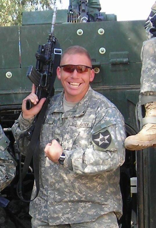 Staff Sergeant Robert Bales. Photo courtesy of Maj. Brent Clemmer.