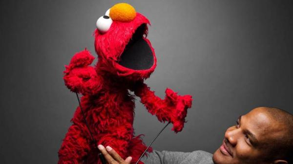 Elmo and Kevin Clash have been working together for more than 20 years. Clash has also performed in <em>Labyrinth</em>, <em>Muppets from Space</em>, <em>Follow that Bird</em> and <em>Teenage Mutant Ninja Turtles. </em>