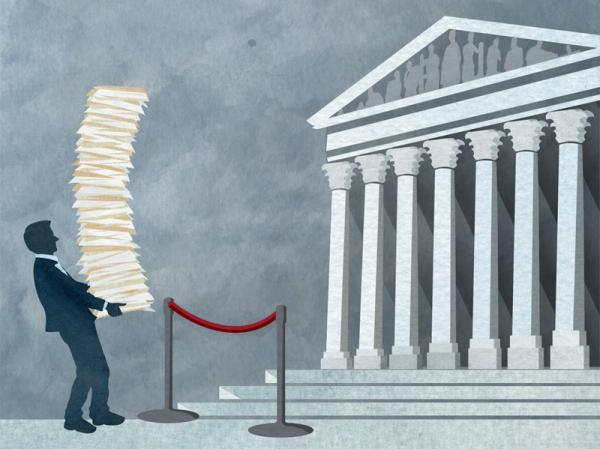 <strong>Does the Supreme Court have the jurisdiction to rule on the constitutionality of the health care law right now?</strong> That's the question the justices will consider during Monday's oral arguments.<strong></strong>