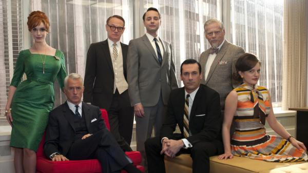 The staff of Sterling Cooper Draper Pryce returned to TV on Sunday night. <em>Mad Men</em> is now set in 1966, seven months after the final episode of Season 4.