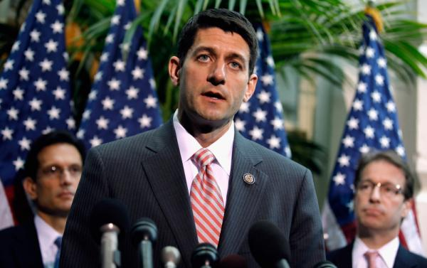 "House Budget Committee Chairman Paul Ryan (R-WI) says his budget offers ""real solutions."""