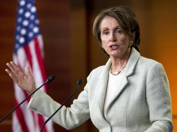 Nancy Pelosi has raised $300 million for Democrats.