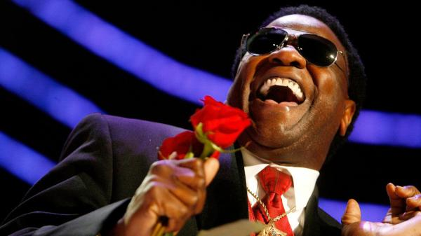 <p>Al Green performs during the 2009 Essence Music Festival at the Louisiana Superdome in New Orleans.</p>