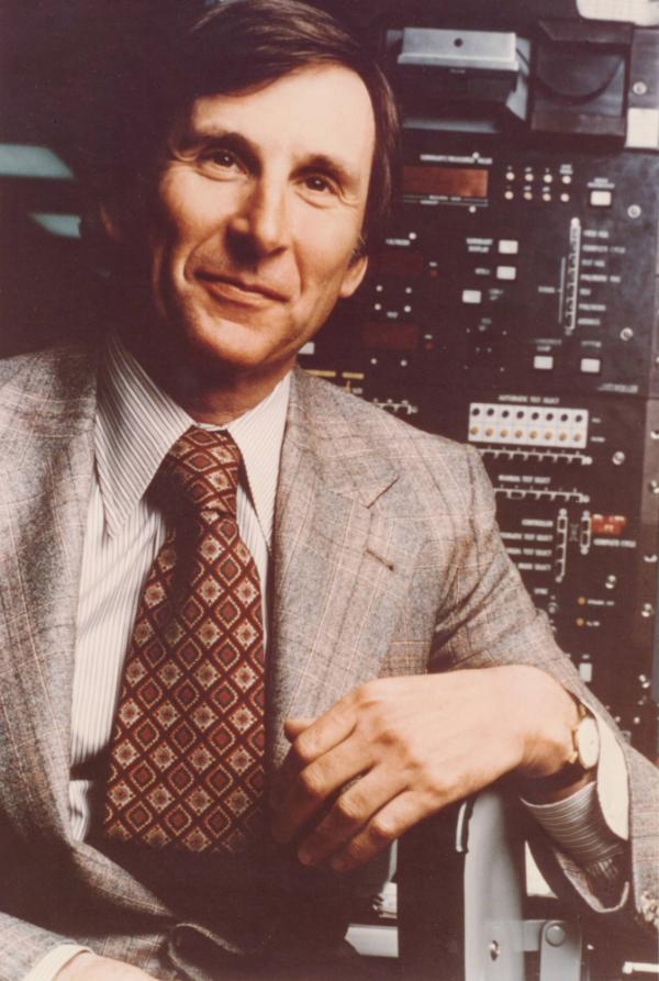 Arthur Rock in the 1970s. In 1968, he helped Gordon Moore and Robert Noyce found Intel — the only company he invested in that he was certain would succeed, he says. Rock was later a founding investor in Apple Computer.