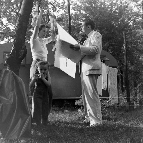 "A ""test census"" in South Bend, Ind., summer of 1939, ahead of the full, national census taken in the spring of 1940."