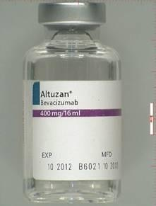 The FDA says so far it hasn't gotten any reports of patients receiving the fake Altuzan.