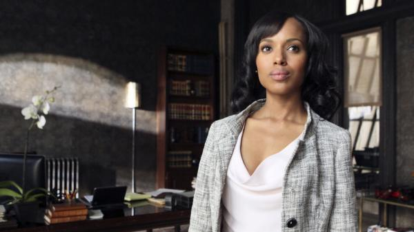 In <em>Scandal</em>, Kerry Washington stars as Olivia Pope, a crisis manager based on real-life fixer Judy Smith.