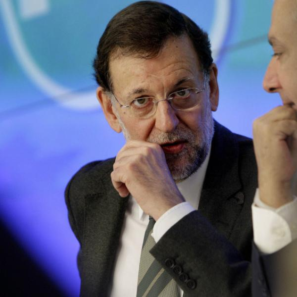 Spain's Prime Minister Mariano Rajoy has said his country will weather its current economic troubles and will not need a bailout.