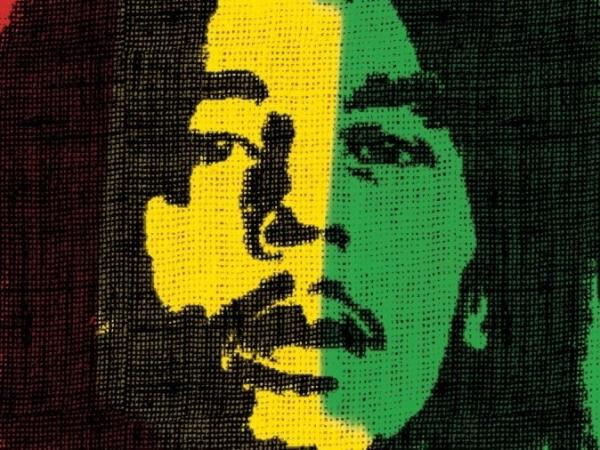 Detail from the <em>Marley</em> movie poster.