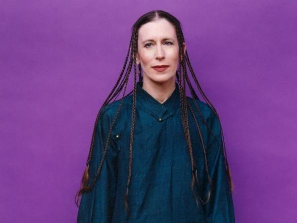 Composer Meredith Monk.