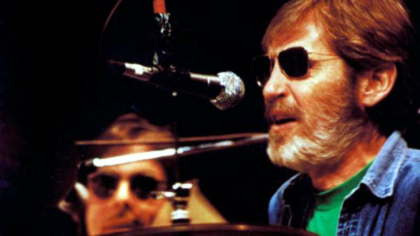 Levon Helm and The Band performed on <em>Mountain Stage</em> in 1996.