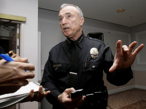 Former LAPD Chief William Bratton is credited with setting the first substantive department reforms in motion during his seven-year tenure.