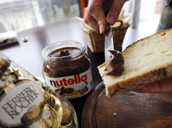 "The fact that Nutella's parent company, Ferrero, is known for its chocolates might be a tip-off that the sweet hazelnut spread isn't exactly ""health"" food."
