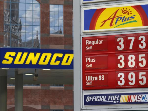 Sunoco operates about 4,900 gasoline stations around the United States.