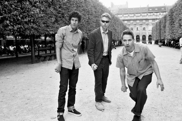 The Beastie Boys.