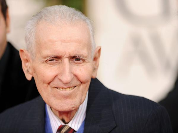Dr. Jack Kevorkian, pictured in January 2011, died Friday at a hospital  in Royal Oak, Mich. Nurses reportedly played classical music by Johan  Sebastian Bach before he died.