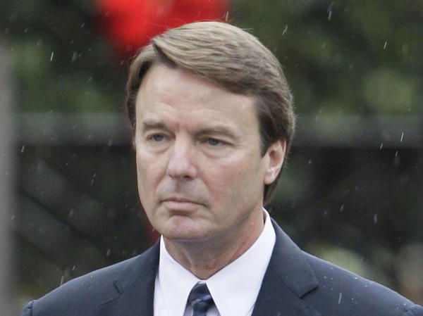 Former Democratic presidential candidate John Edwards, pictured in December 2010, has signaled that he will fight the charges against him.