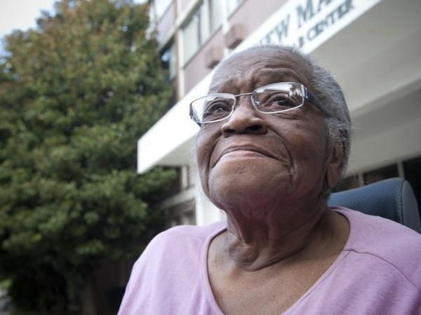 For six years, Rosa Hendrix, 88, lived in the Parkview Manor Nursing Home in Atlanta. But she always wanted to go back to an apartment, like the one where she lived before she fell and needed physical therapy. Now she's moving to a new home.
