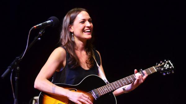 <p>Mountain Stage NewSong 2010 contest winner Amber Rubarth performs on Mountain Stage.</p>