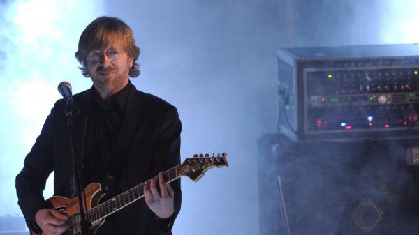 <p>Trey Anastasio of Phish.</p>