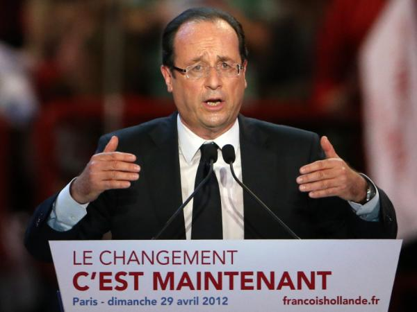 French presidential candidate Francois Hollande is one of the main critics of austerity measures.