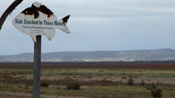 In building its case for the need to address flaws in current water management practices, the documentary <em>Last Call at the Oasis</em> shows the negative effects of such systems on communities, including this dry lake in Australia.