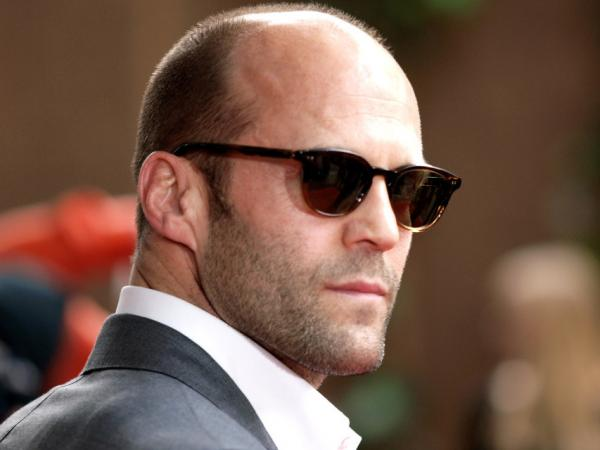"""Macho types are inspired by the likes of Jason Statham,"" pictured here, writes Daniel Jones."