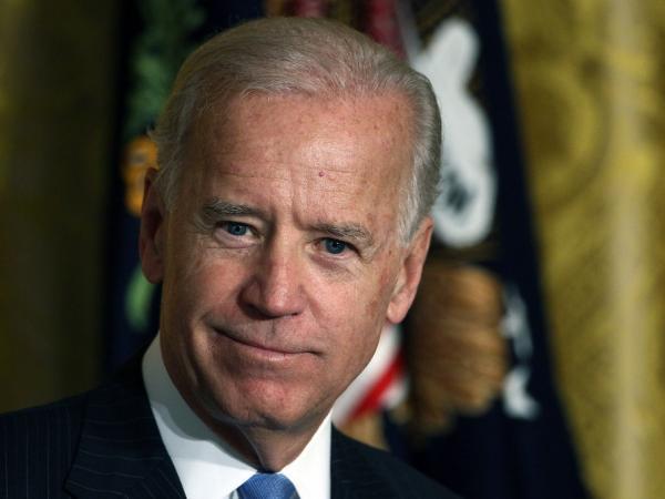 Vice President Biden.
