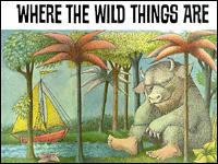 'Where the Wild Things Are' by Maurice Sendak.
