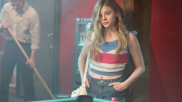 <strong>All The Wrong Places: </strong>Bars, pool halls and pickup trucks aren't the sort of place you'd expect to find a 13-year-old like Luli (Chloe Grace Moretz), but that's exactly where <em>Hick</em> writer Andrea Portes sends her.