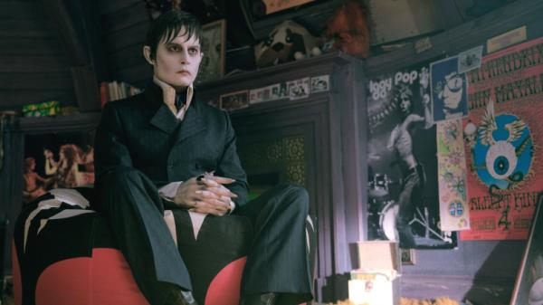 In Tim Burton's campy reboot of the Gothic soap <em>Dark Shadows,</em> Johnny Depp plays Barnabas Collins, a vampire with antiquated sensibilities who surfaces in the '70s after a 200-year imprisonment at the hands of a spurned lover.