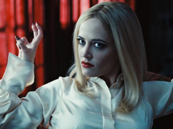 Eva Green plays Angelique Bouchard, Barnabas' spurned lover — and witch — who makes it her mission to take revenge on him and his family.