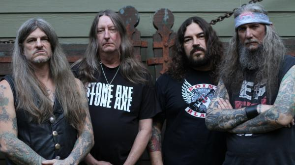 Saint Vitus unleashes the slow-mo headbang of a thousand metalheads on its first album in 17 years. <em>Lillie: F-65</em> comes out May 22.