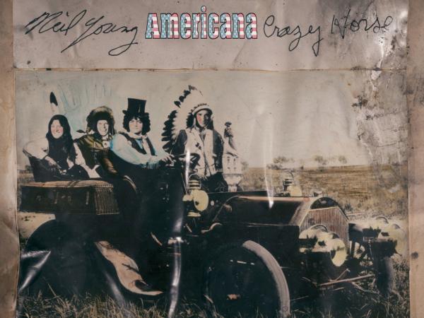 <em>Americana</em>'s cover art.