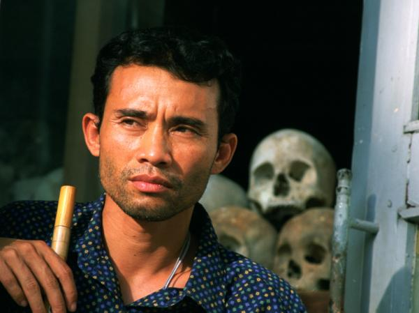 Arn Chorn-Pond is a human rights activist working on Cambodian reconciliation efforts and the preservation of traditional Khmer music. He is the subject of Jocelyn Glatzer's 2003 documentary, <em>The Flute Player</em>; the opera <em>Where Elephants Weep;</em> and the children's book, <em>A Song for Cambodia</em> by Michelle Lord.