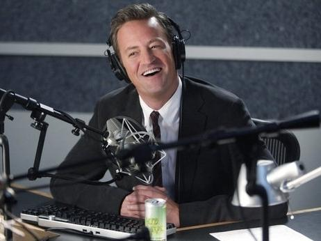 Matthew Perry stars on NBC's fall comedy <em>Go On</em>.