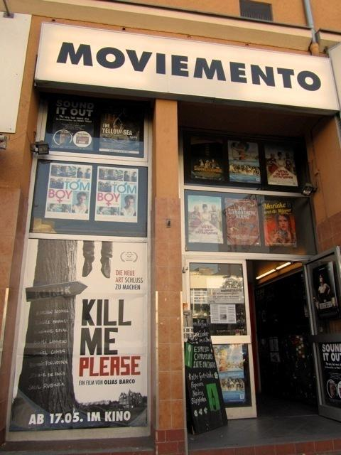 Moviemento Kino on Kottbusser Damm screened <em>We Want (u) to Know</em>.