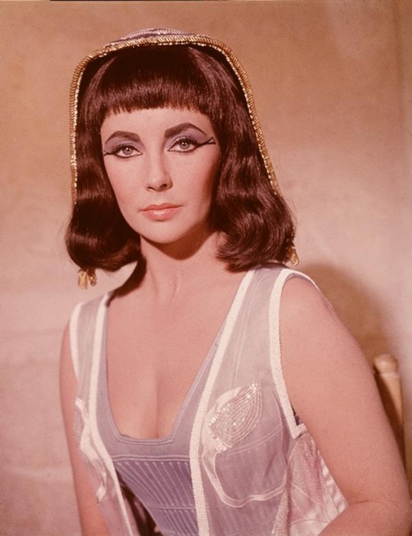 Taylor earned $1 million for her iconic role in <i>Cleopatra,</i> one of the highest salaries to date in 1963.