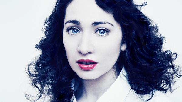 "The songs on <em>What We Saw From the Cheap Seats</em> don't come just from the past year but from a span of ""10 years or more,"" Regina Spektor says."