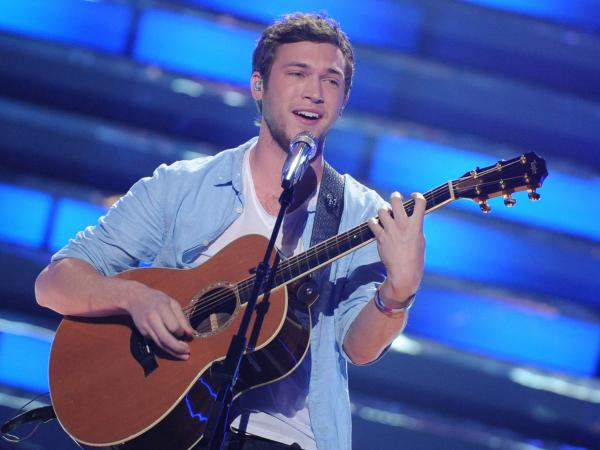 Phillip Phillips was crowned the winner of <em>American Idol</em> on Wednesday night.