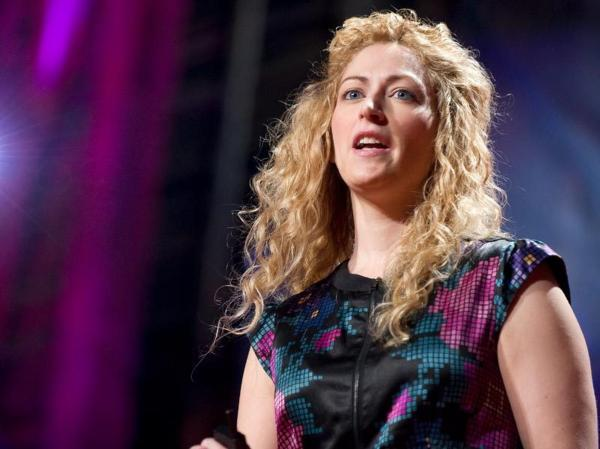 "<em>""The more hours we spend play games, the more we build up that desire to surprise ourselves and surprise others and to do extraordinary things."" --</em> Jane McGonigal"