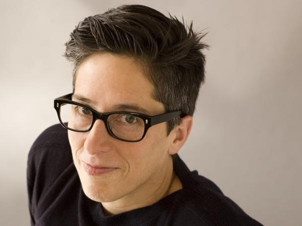 Alison Bechdel is best known for her comic strip<em> Dykes to Watch Out For</em>. She is also the author of the graphic memoir <em>Fun Home</em>.