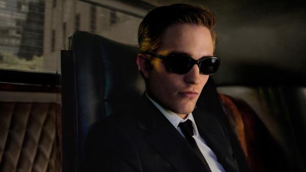 Robert Pattinson as Eric Packer in <em>Cosmopolis</em>.