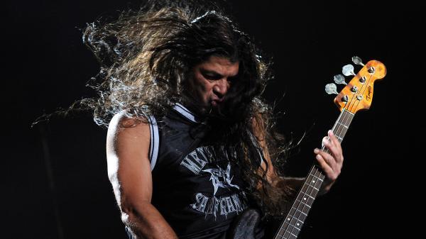 Metallica's bassist Robert Trujillo will finance a film about his hero, pioneering electric bassist Jaco Pastorius.