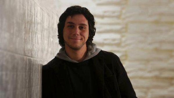 Bassel Shehadeh, a budding Syrian filmmaker, left Syracuse University and returned to his homeland, where he filmed the uprising. He was recently killed during fighting in the central city of Homs. This photo was provided by the Shaam News Network.