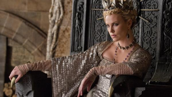 <strong>Dressed To Kill:</strong> Charlize Theron is a pointedly wicked Queen Ravenna in <em>Snow White and the Huntsman.</em>