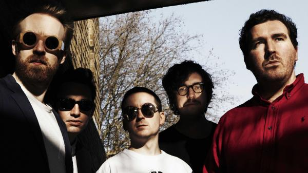 Hot Chip's new album, <em>In Our Heads</em>, comes out June 12.