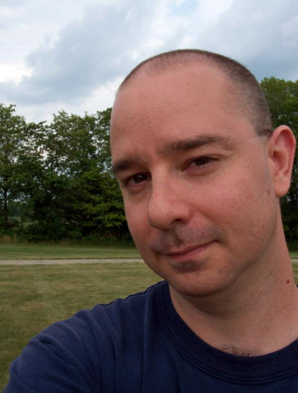 Author John Scalzi is the president of the Science Fiction and Fantasy Writers of America. His previous novel was <em>Fuzzy Nation</em>.